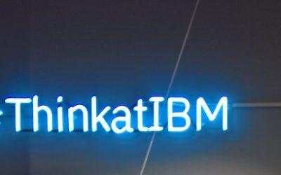 Gute Figur: Berlin, Berlin … wir waren im Bikini auf der Think at IBM