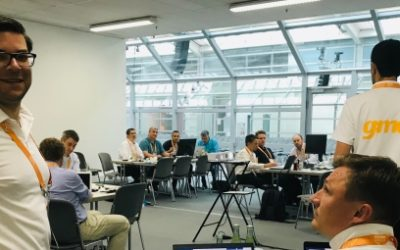 LIVE! Von unserem Hackathon auf der TDWI: Self-made Big Data Analytics