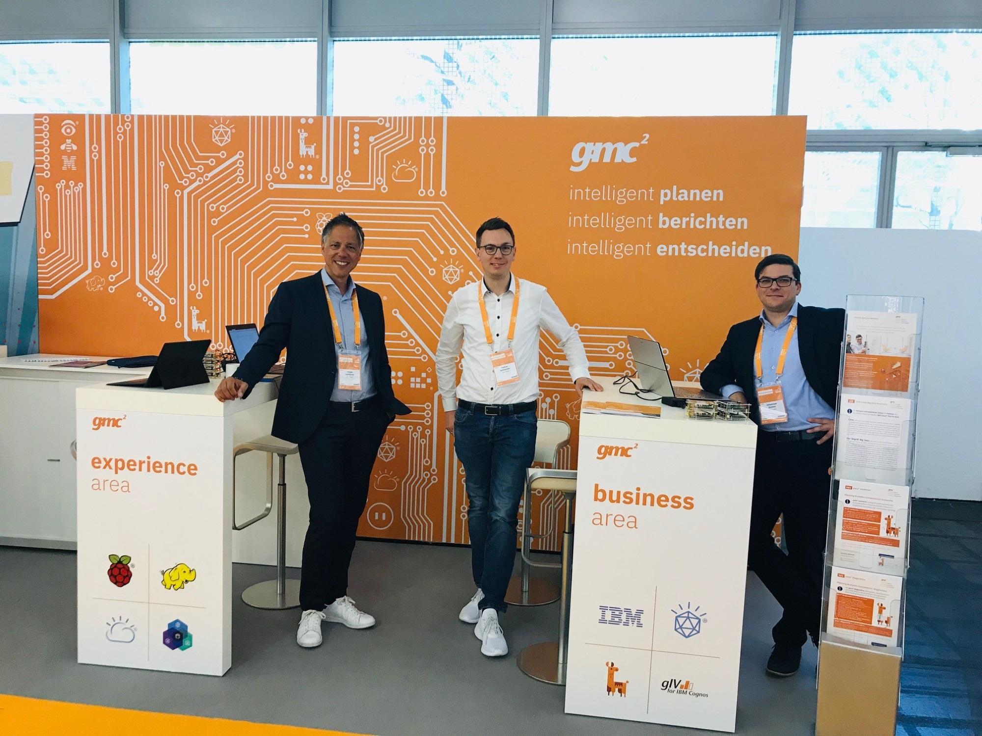 gmc² bei der TDWI 2019