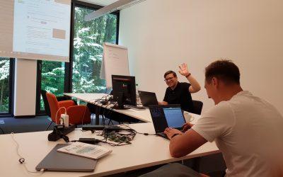 Der Countdown läuft: großer live Hackathon auf der TDWI