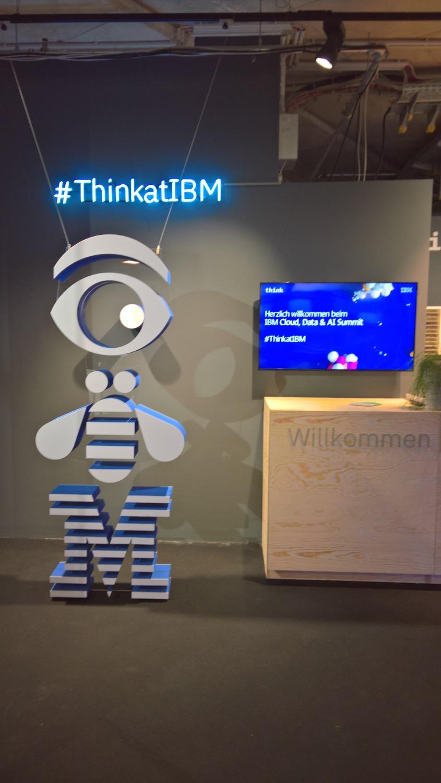 gmc² bei der Think at IBM